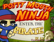 Potty Mouth Ninja