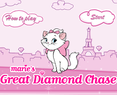 Marie's Great Diamond Chase